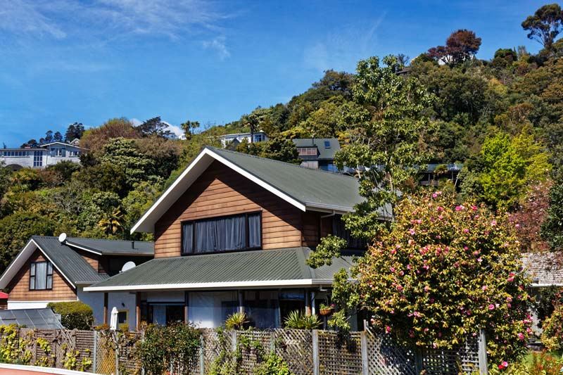 Annick House, Nelson bed and breakfast accommodation